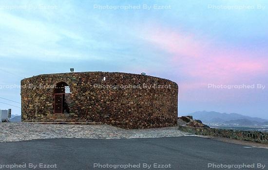 قلعة جبل أحد